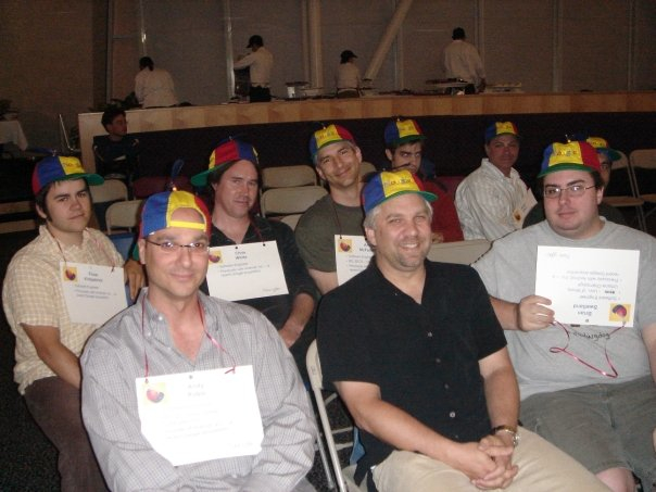 Android Nooglers Initiated At 1st Google Alll Employee Meeting